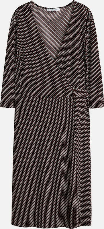 lilaA by Mango Kleid 'Crossdi' in in in rot   schwarz   weiß  Freizeit, schlank, schlank 1f17e8
