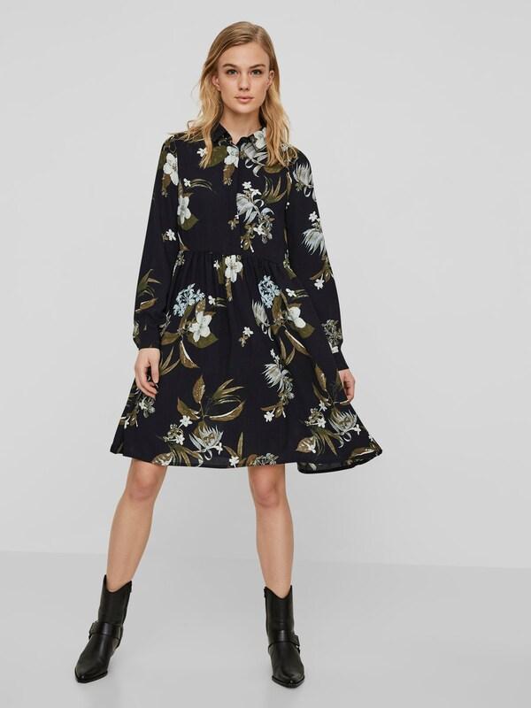 VERO MODA florales Kleid