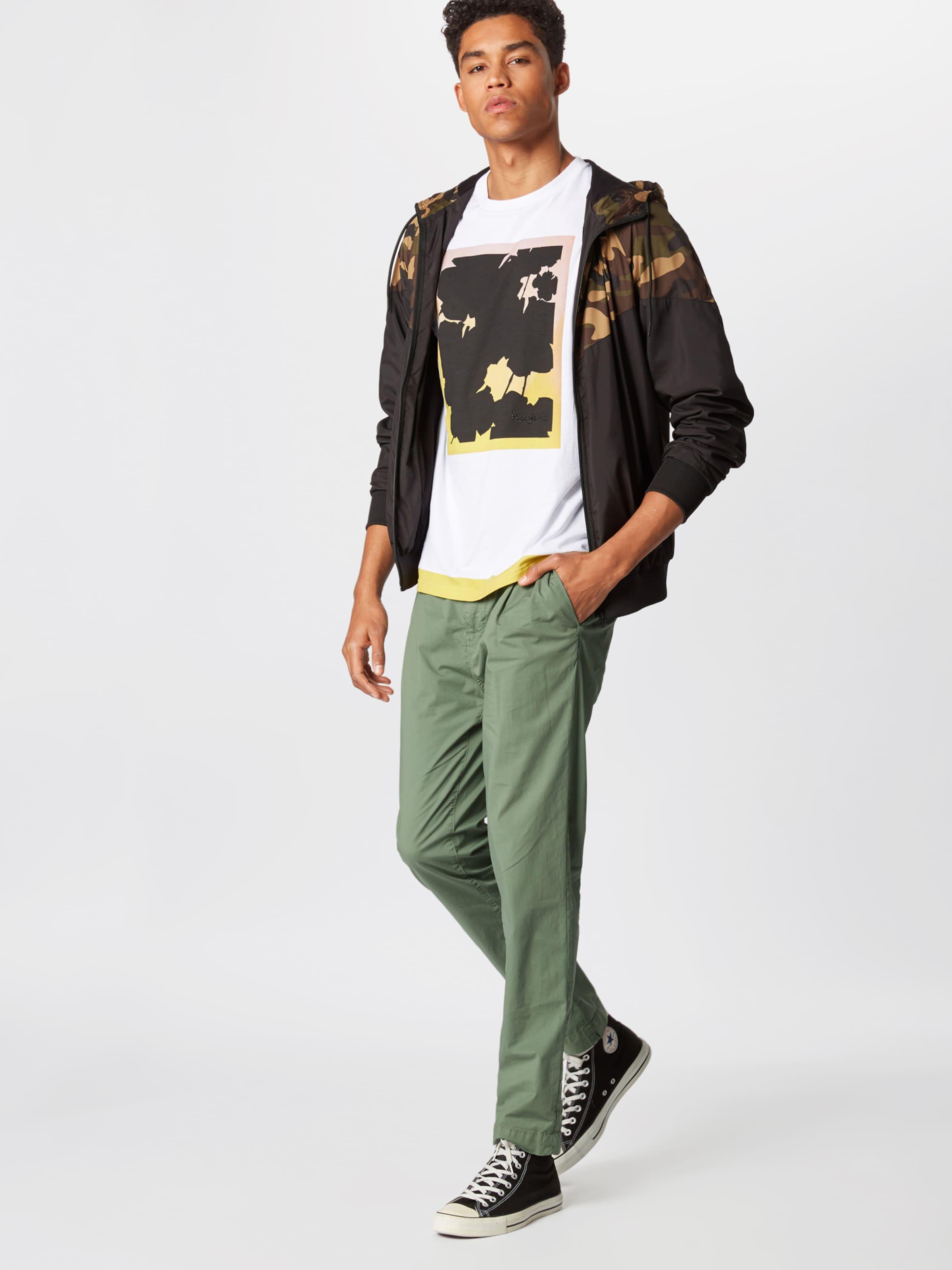 Dunkelgrün Pepe 'pierce' Jeans In Hose mw0Onv8N
