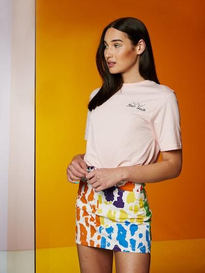 ABOUT YOU x Riccardo Simonetti Shirt 'Alex' in rosa: Frontalansicht