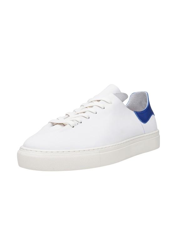 Sneaker Shoepassion Ms' In Weiß Blau 'no76 6ygb7Yf