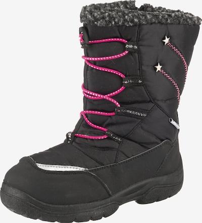 Sprox Winterstiefel in pink / schwarz, Produktansicht