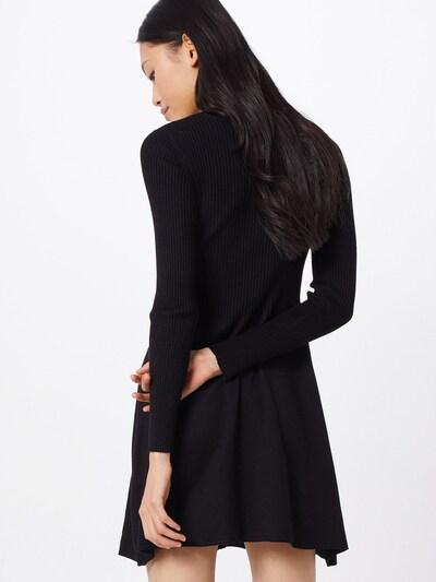 ONLY Kleid 'ALMA' in schwarz: Rückansicht