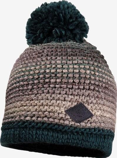 MAXIMO Mütze in braun / tanne, Produktansicht
