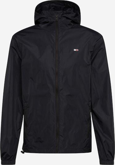 Tommy Jeans Prechodná bunda - čierna, Produkt
