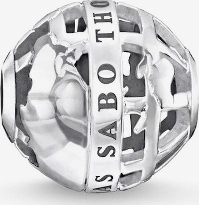 Thomas Sabo Bead 'Karma Weltkugel, K0261-001-21' in silber, Produktansicht