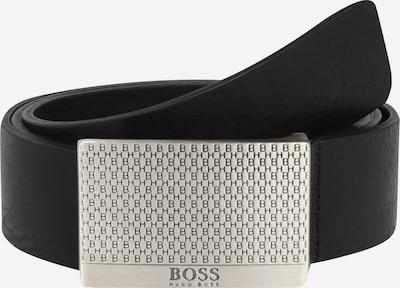 BOSS Gürtel 'Joel' in schwarz, Produktansicht