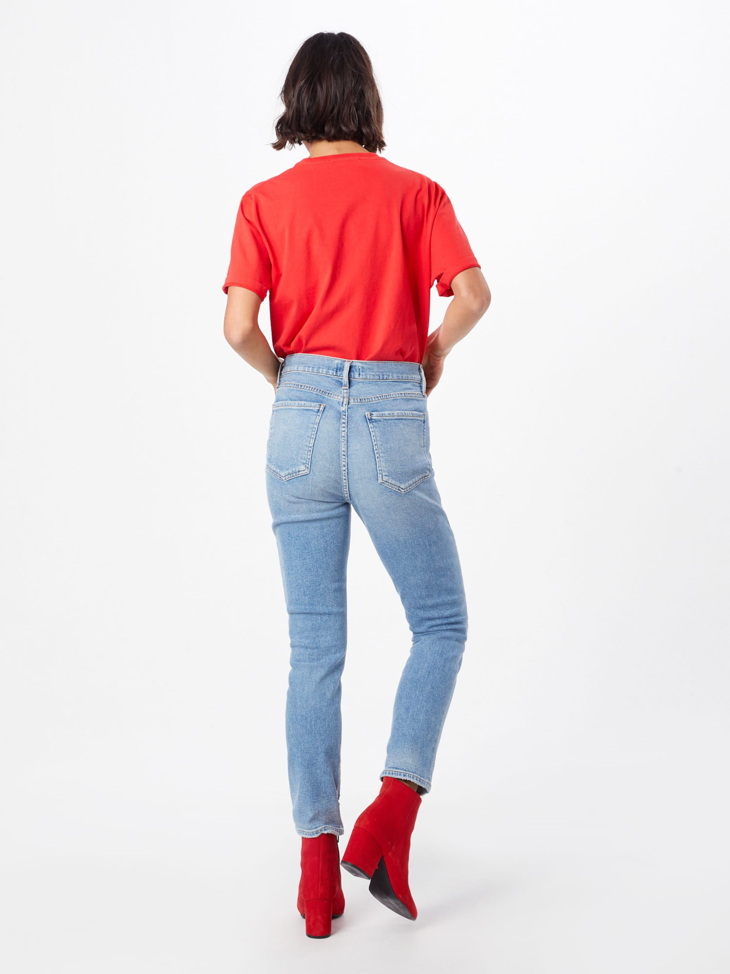 Jeans Blue Agolde 'nico' Denim In oWQxBdCer