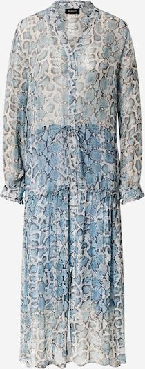 SAND COPENHAGEN Šaty 'Rayne' - modrá / hnědá / bílá, Produkt