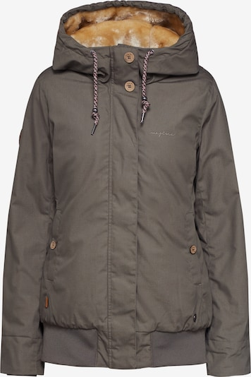 mazine Jacke in grau, Produktansicht