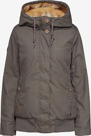 mazine Zimska jakna | siva barva, Prikaz izdelka