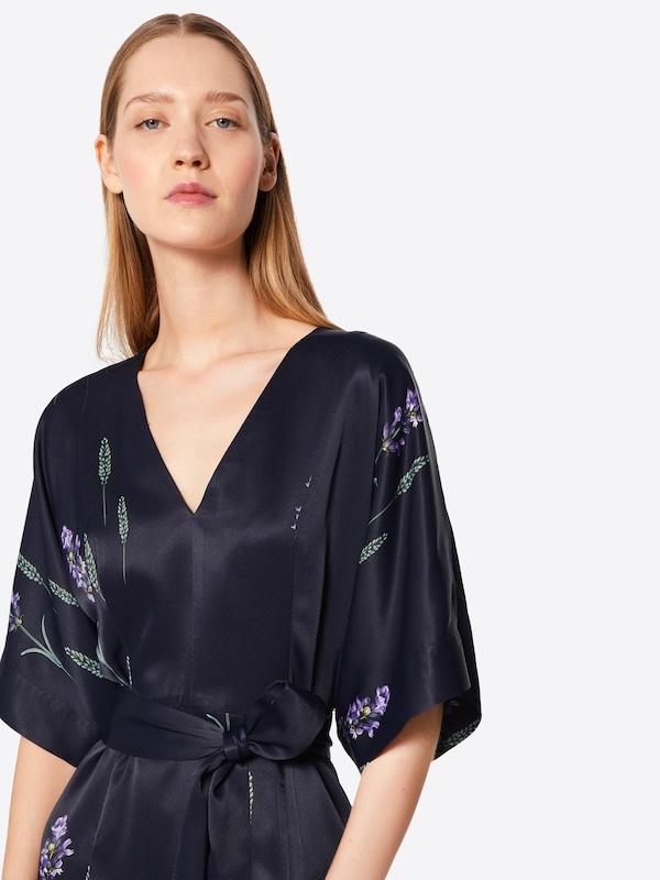 IVY & OAK Kleid Kleid Kleid in navy   lavendel  Neue Kleidung in dieser Saison 0ff1a3