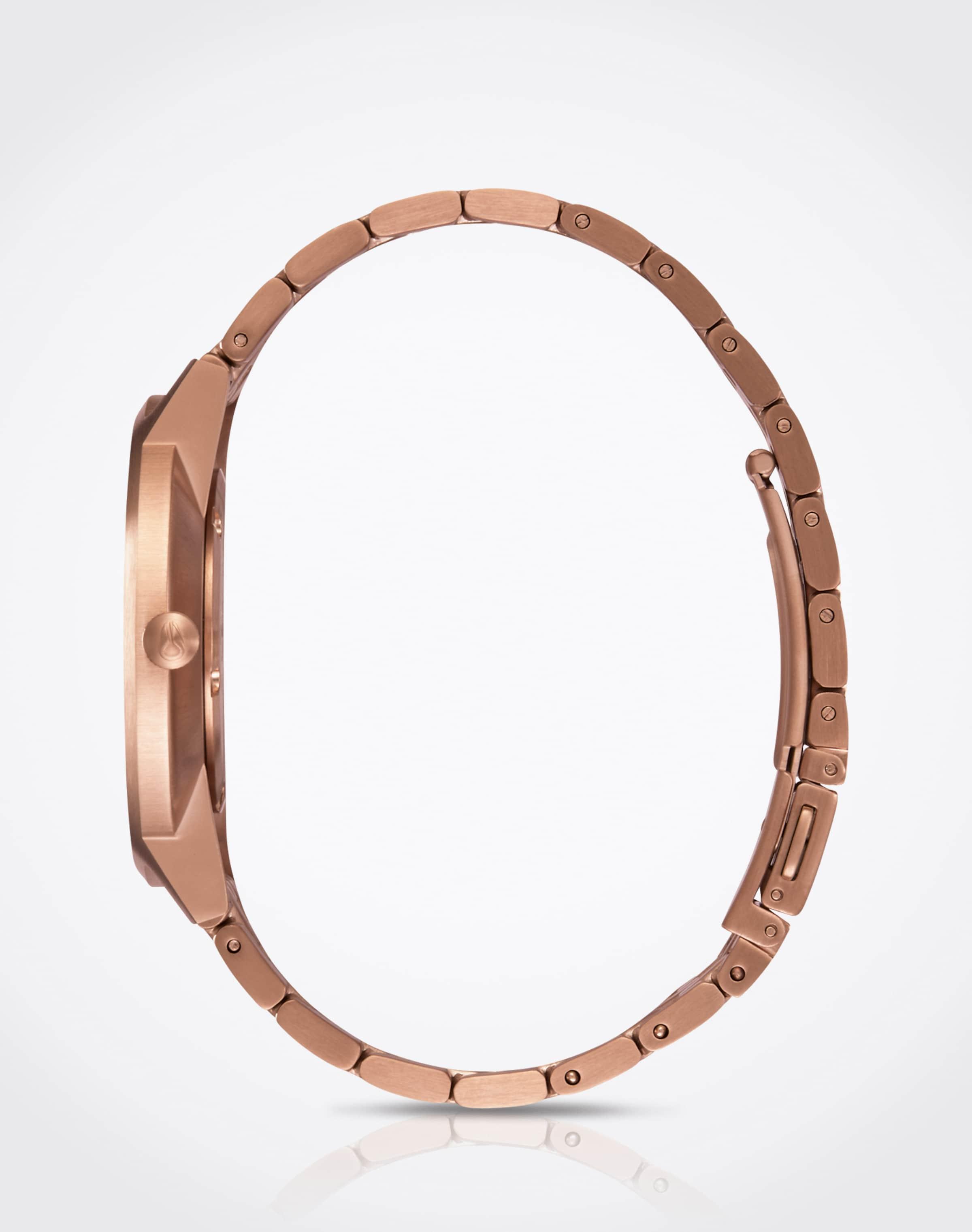 Nixon Armbanduhr 'Porter' (Gehäusedurchmesser: 40mm) Rabatt Fälschung 2018 Neue Rabatt Top-Qualität Geniue Händler Günstiger Preis Hohe Qualität Günstiger Preis kAgeUyYQS