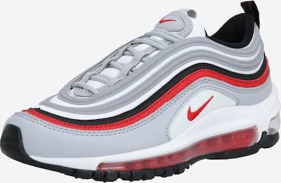 Nike Sportswear Brīvā laika apavi 'Air Max 97' pieejami pelēks / asinssarkans, Preces skats