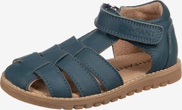 EN FANT Sandale 'Plain Big' in Blau