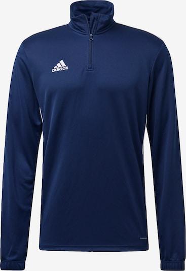 ADIDAS PERFORMANCE Functioneel shirt 'Core 18' in de kleur Blauw / Wit, Productweergave