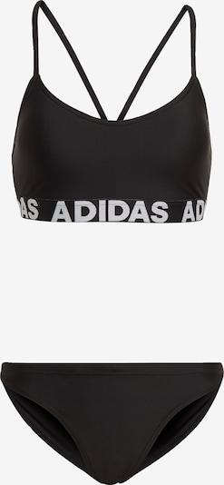 ADIDAS PERFORMANCE Bikini in schwarz / weiß, Produktansicht