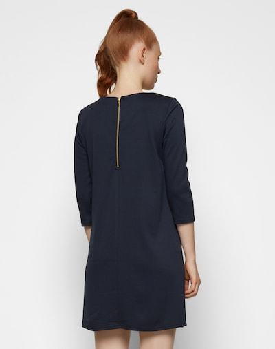 VILA Jerseykleid 'VITinny' in nachtblau: Rückansicht