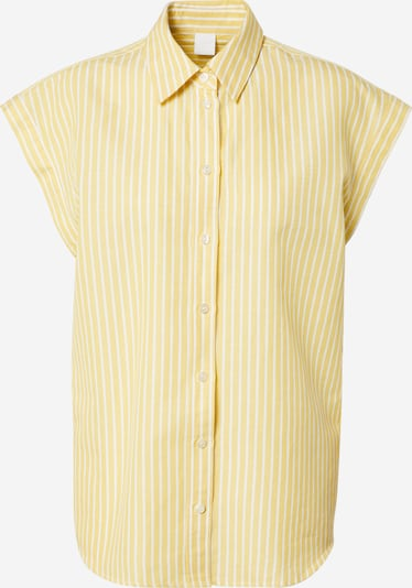 BOSS Bluse 'Emirta_1' in gelb, Produktansicht