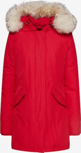 Canadian Classics Jacke in rot / weiß, Produktansicht