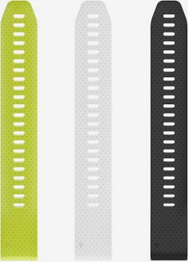 GARMIN Uhrenarmband in apfel / schwarz / weiß, Produktansicht