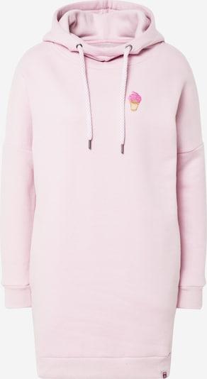 Rochie 'Ice SweatDRESS' Derbe pe roz, Vizualizare produs