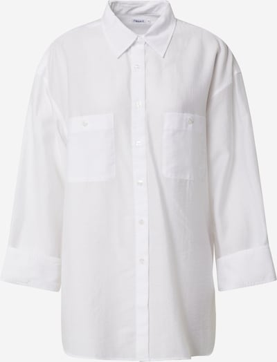 Filippa K Blouse 'Sandie Shirt' in de kleur Wit, Productweergave