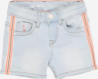 GARCIA Jeansshorts 'P04510 Sanna' in blue denim, Produktansicht