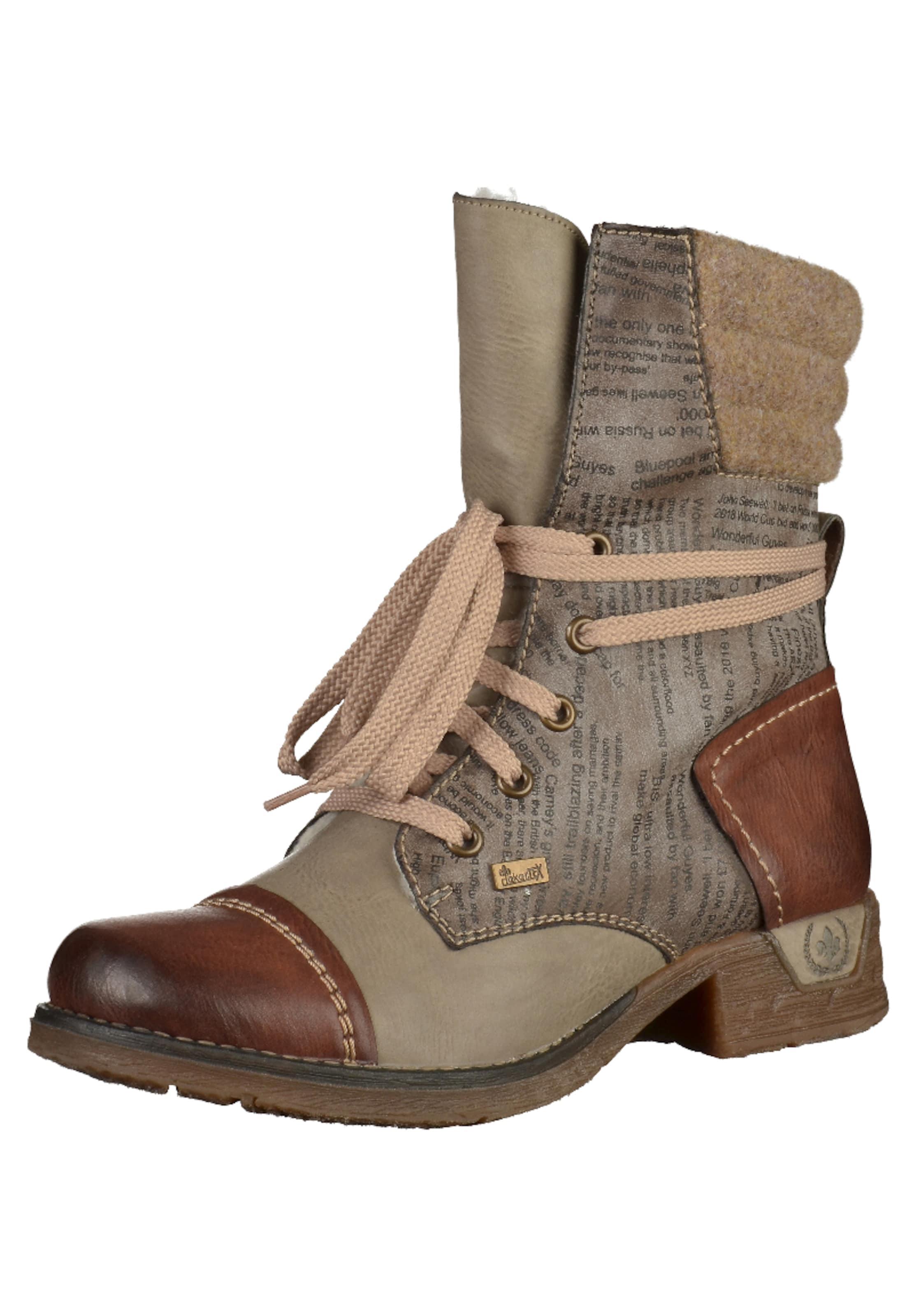 RIEKER Stiefelette Verschleißfeste Schuhe billige Schuhe Verschleißfeste Hohe Qualität 0891ef