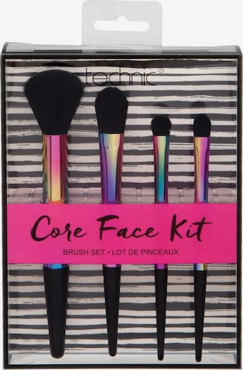 technic Kosmetikpinsel-Set 'Core Face Kit' in mischfarben, Produktansicht