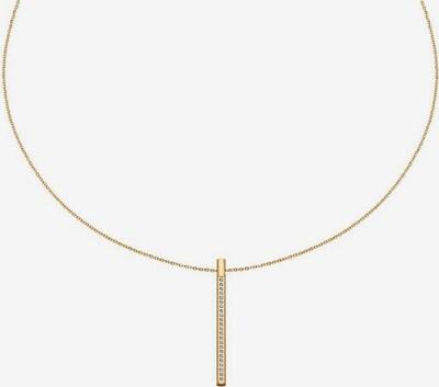 M&M GERMANY Kette mit Anhänger in gold, Produktansicht
