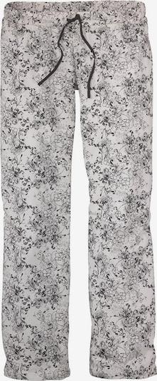s.Oliver Pijama en beige / gris basalto, Vista del producto