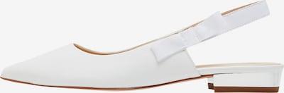 RISA Ballerina in weiß, Produktansicht