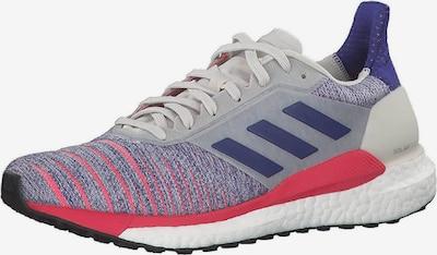 ADIDAS PERFORMANCE Laufschuh in blau / grau / pink, Produktansicht