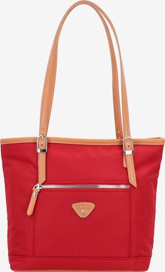 Jump Shopper 'Cassis Riviera' in rot, Produktansicht