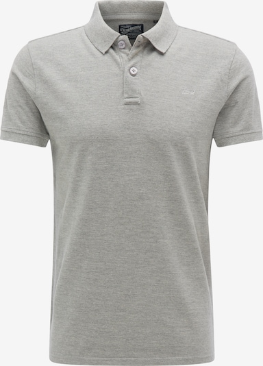 Petrol Industries T-Shirt en gris chiné, Vue avec produit