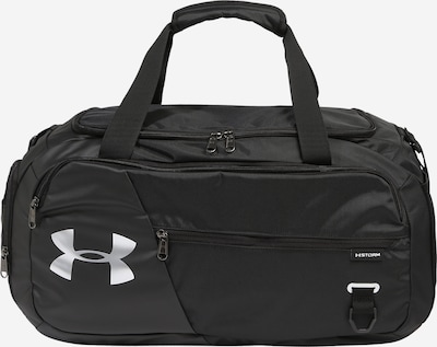 UNDER ARMOUR Sporttasche 'Undeniable Duffel 4.0 SM' in anthrazit / schwarz / weiß, Produktansicht