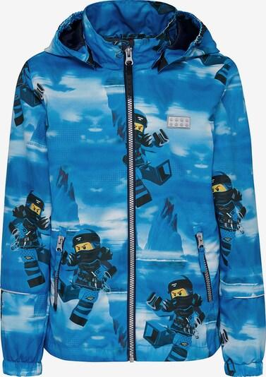 LEGO WEAR Outdoorjacke 'Ninjago' in blau / mischfarben, Produktansicht