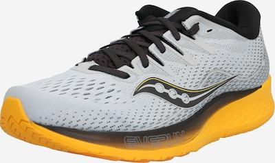 saucony Chaussure de course 'RIDE ISO 2' en jaune / gris, Vue avec produit