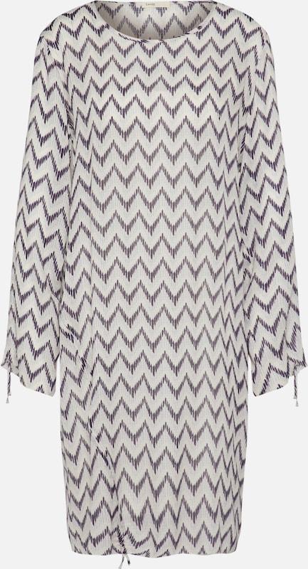 Levete Room Kleid in in in grau   weiß  Neue Kleidung in dieser Saison ef8ce3