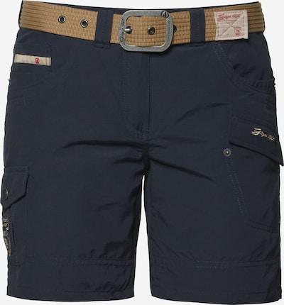 G.I.G.A. DX by killtec Športne hlače 'Hira' | modra barva, Prikaz izdelka