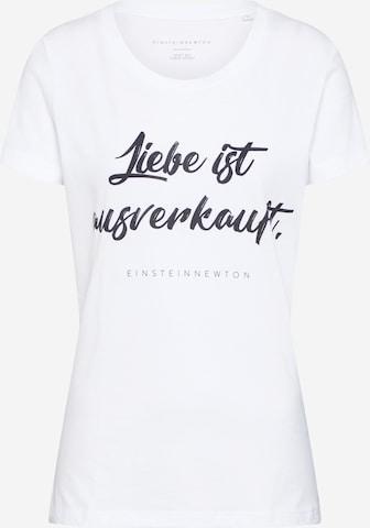 EINSTEIN & NEWTON T-Shirt in Weiß