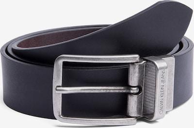 Calvin Klein Ledergürtel wendbar '3,5 cm' in braun / schwarz, Produktansicht