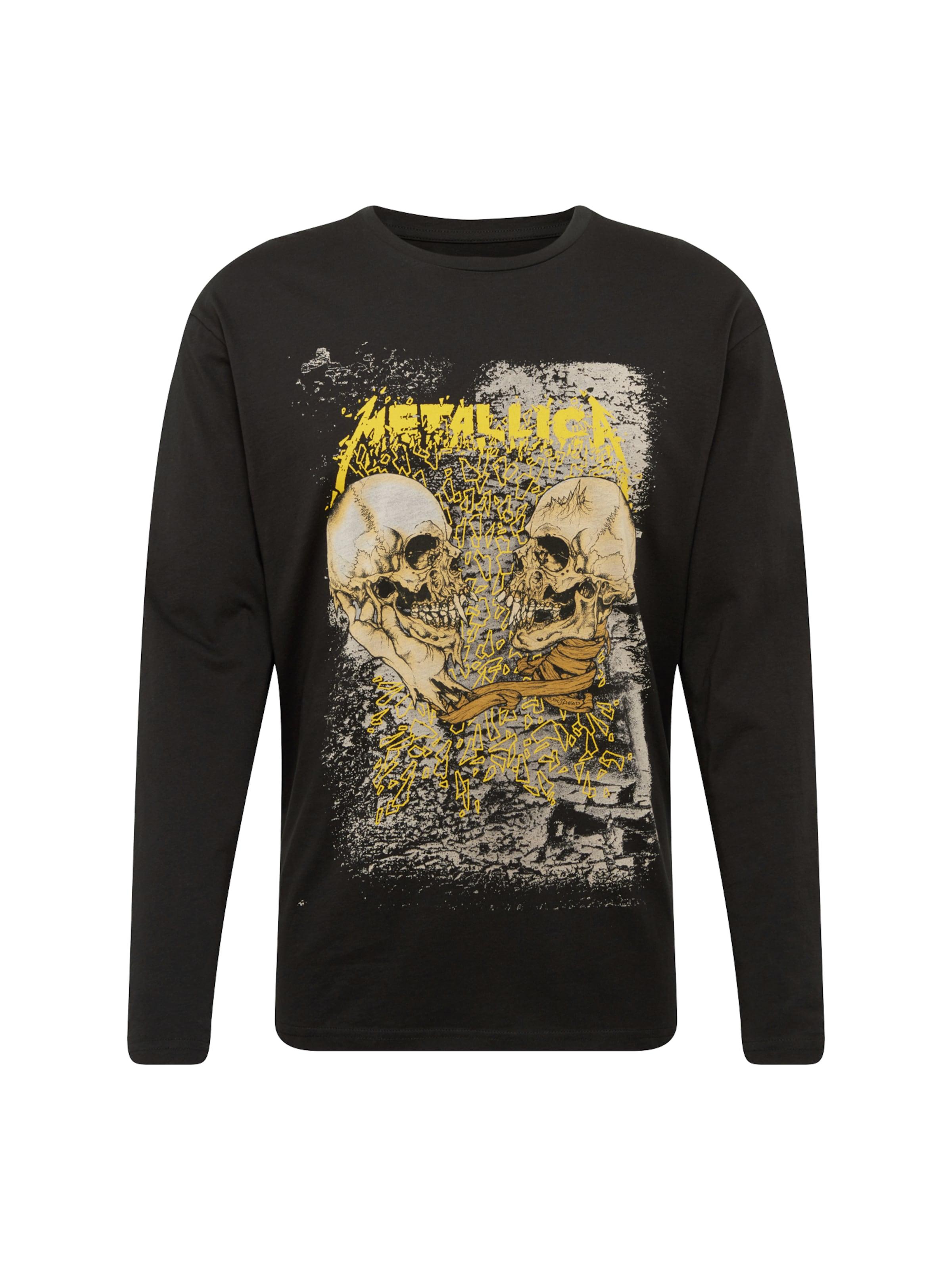 Jackamp; T En shirt JauneGris Noir Jones 'ormetallica' BdQWxoCer