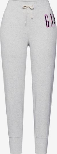 GAP Nohavice - svetlosivá / sivá melírovaná, Produkt