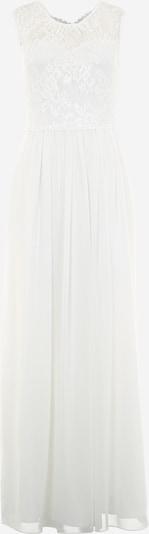 SWING Suknia wieczorowa w kolorze białym, Podgląd produktu
