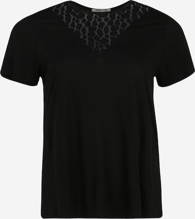 Marškinėliai 'Erin' iš ABOUT YOU Curvy , spalva - juoda, Prekių apžvalga