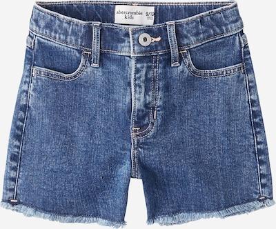 Abercrombie & Fitch Pantalon en bleu denim, Vue avec produit