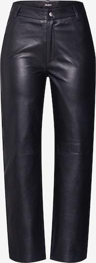 Pantaloni 'TIFANNY' OBJECT pe negru, Vizualizare produs