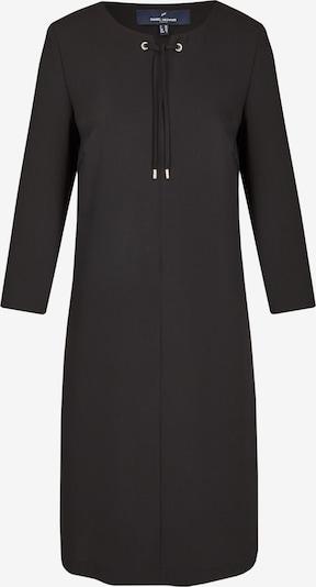 DANIEL HECHTER Kleid mit Ziernaht in schwarz, Produktansicht